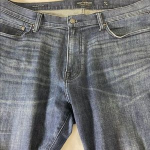 Lucky Brand Jeans - Lucky brand men's jeans 410 athletic slim 38x32